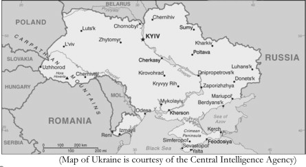 Ukraine Fatigue And A New US Agenda For Europe And Eurasia - Us adgenda map
