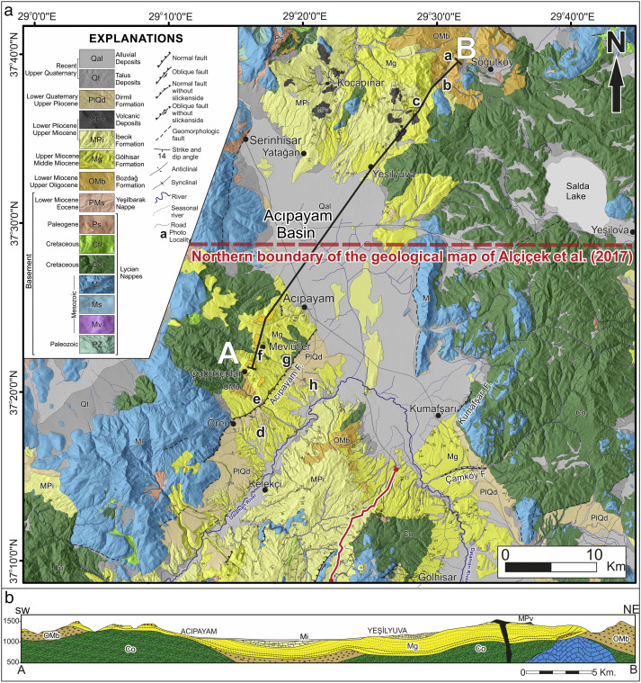 Reply to the comment on Miocene to Quaternary tectonostratigraphic