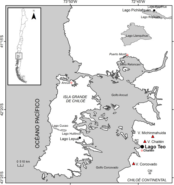 Vegetation And Climate Change Fireregime Shifts And Volcanic - Fire regime map us west coast