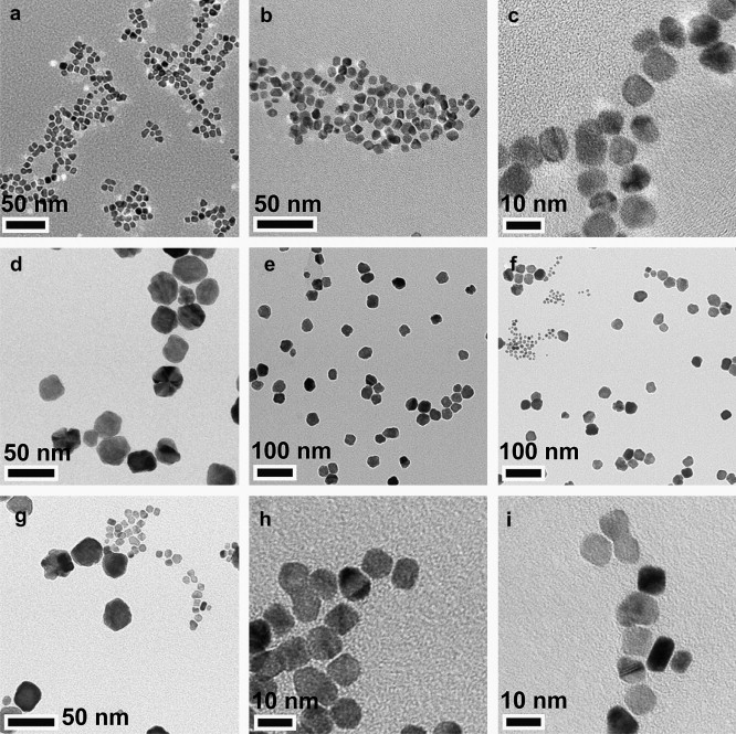Core Shell Nanoparticles