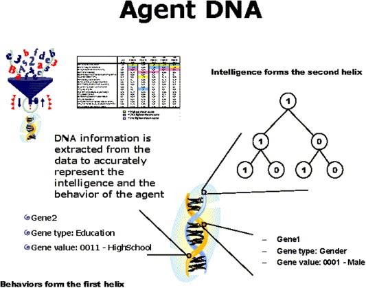 Agent-based simulation for computational experimentation ...