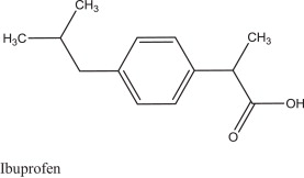 Is Ibuprofen soluble in water? Is it less soluble at lower temperatures?
