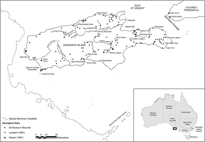 2. Kangaroo Island: untouched by human hands?