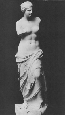 Venus de Milo, circa 100 B