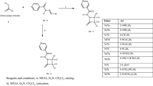 General procedure for synthesis of schiff bases american thesis