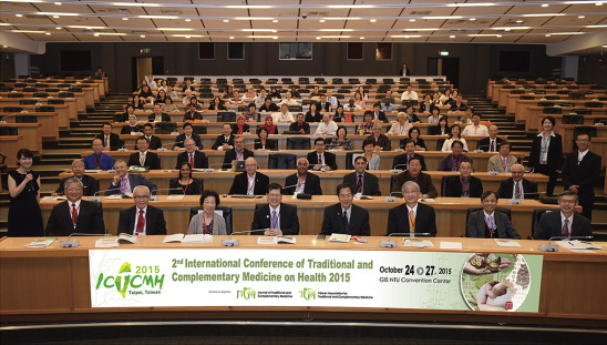 The group photo of the Second International Conference of Traditional and ...