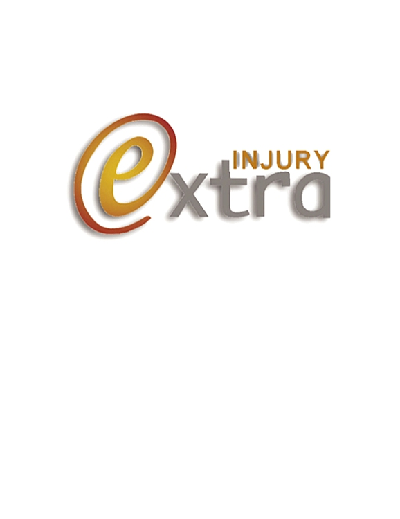 Cover image Injury Extra
