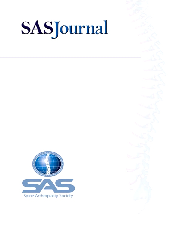 Cover image SAS Journal