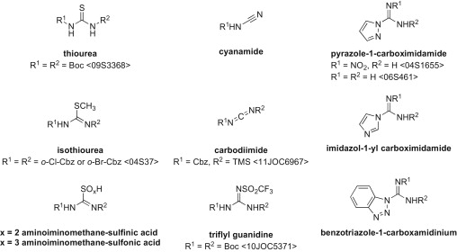 Guanidines - an overview | ScienceDirect Topics