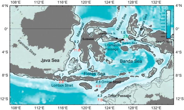 Interocean and Interbasin Exchanges - ScienceDirect on