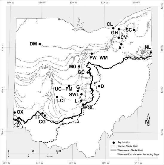 Pleistocene Glaciation of Ohio, USA - ScienceDirect