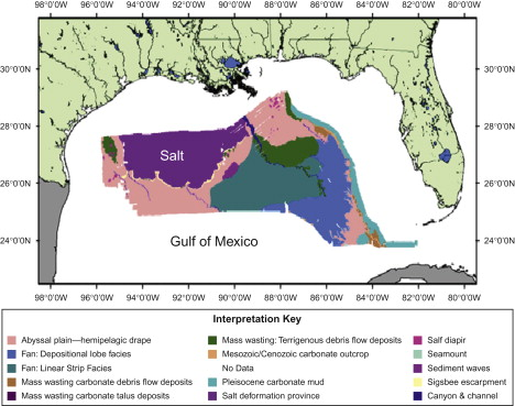 Gulf of Mexico - an overview | ScienceDirect Topics