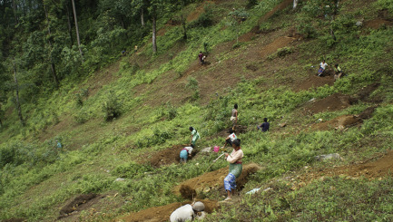 Climate Vulnerability, Water Vulnerability: Challenges to