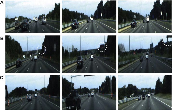A field study on the effects of digital billboards on glance