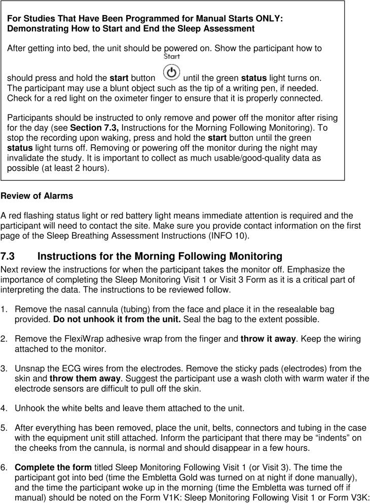 Numom2b Sleep Disordered Breathing Study Objectives And Methods