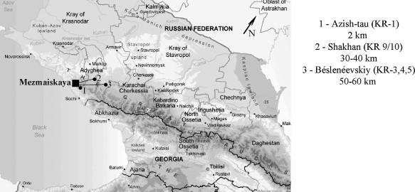 Datation du début de la christianisation des Ingouches..