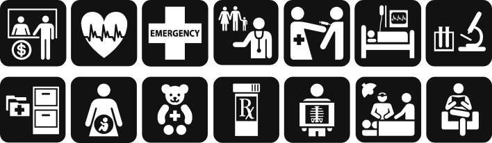 Comprehensibility Of Universal Healthcare Symbols For Wayfinding In