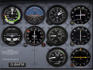 Can a glass cockpit display help (or hinder) performance of