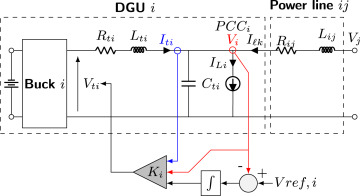 Stable current sharing and voltage balancing in DC