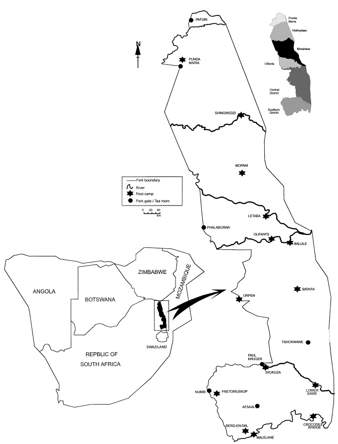 Establishing The Causes Of The Roan Antelope Decline In The Kruger