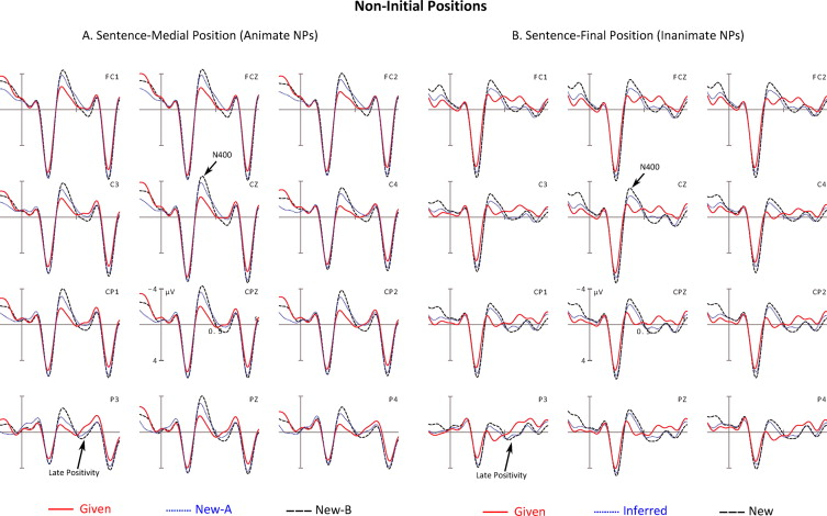 Animacy matters: ERP evidence for the multi-dimensionality of topic