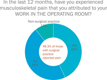Survey Of Occupational Musculoskeletal Pain And Injury In