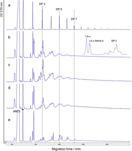 hpaec pad glicosilación en diabetes