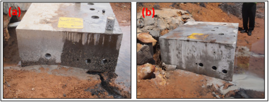 Durability of low‑calcium fly ash based geopolymer concrete culvert