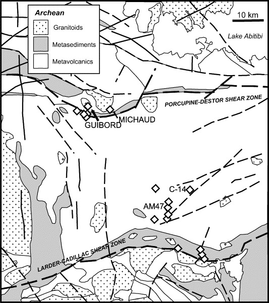 The Lithospheric Mantle Of The Archean Superior Province As Imaged
