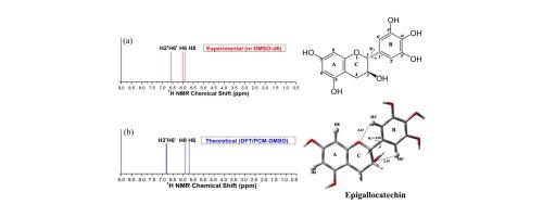 Structural Analysis Of Flavonoids In Solution Through Dft 1h Nmr