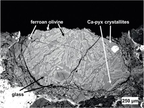 Meteoritic minerals and their origins - ScienceDirect