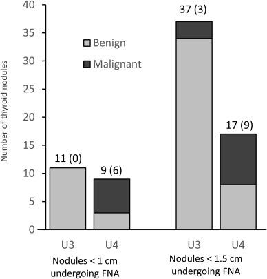 Radiological Pathological Correlation Of The British Thyroid Association Ultrasound Classification Of Thyroid Nodules A Real World Validation Study Sciencedirect
