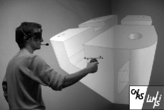 VR–CAD integration: Multimodal immersive interaction and