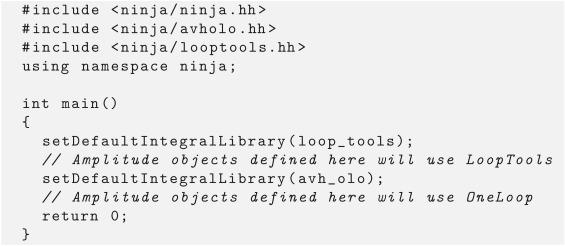 Ninja: Automated integrand reduction via Laurent expansion