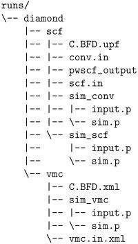 Nexus: A modular workflow management system for quantum simulation