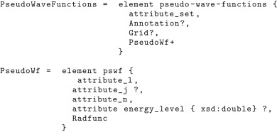 The psml format and library for norm-conserving pseudopotential data