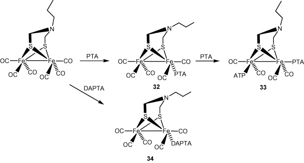 Coordination Chemistry Of 135 Triaza 7 Phosphaadamantane Pta And