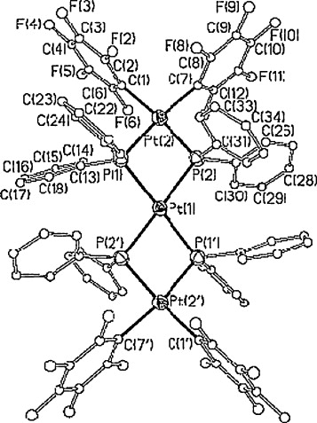 The Chemistry Of Tri And High Nuclearity Palladiumii And Platinum