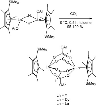 Lanthanides And Actinides Annual Survey Of Their Organometallic