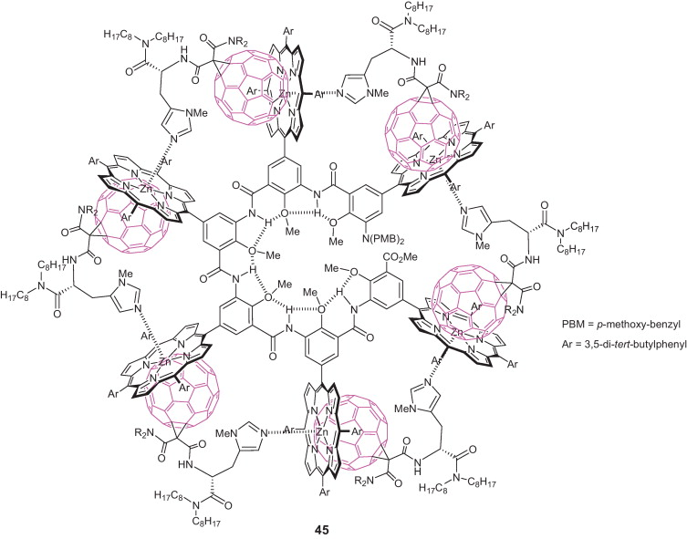 Towards Artificial Photosynthesis Supramolecular Donoracceptor