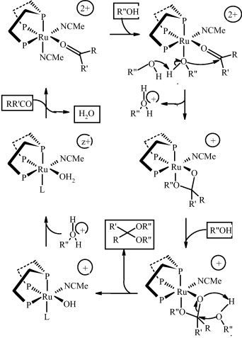 Transition Metal Compounds And Complexes As Catalysts In Synthesis