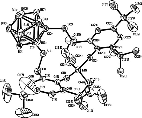 Transition Metal Complexes Based On Carboranyl Ligands Containing N