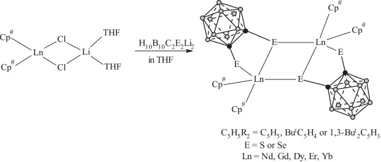 Chalcogenocarboranes A Family Of Multifaceted Sterically Demanding