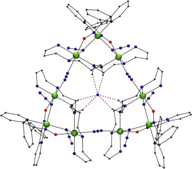 The Bridging Azido Ligand As A Central Player In High Nuclearity