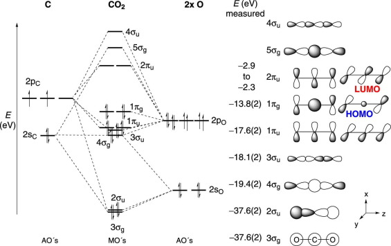 Carbon Dioxide Complexes Bonding Modes And Synthetic Methods