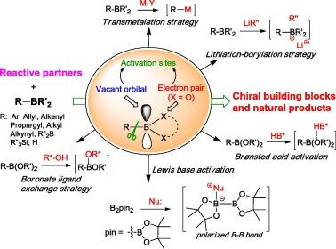 Recent advances on transition-metal-catalyzed asymmetric