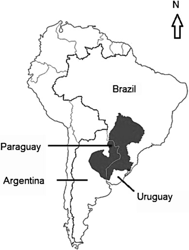 Reverse osmosis for desalination of water from the guarani aquifer location of the guarani aquifer publicscrutiny Images