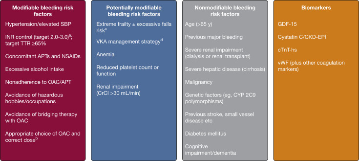 Antithrombotic Therapy for Atrial Fibrillation: CHEST