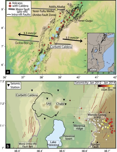 Evidence for cross rift structural controls on deformation