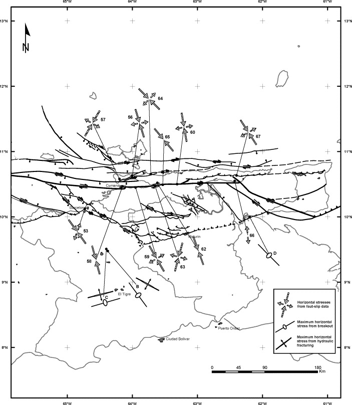 Quaternary Fault Kinematics And Stress Tensors Along The Southern